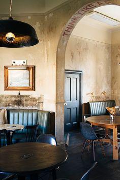 A Vintage Modern Harbourside History Lesson In Sydney Restaurant DesignScreen ShotInteriordesignVintage ModernSydney AustraliaDecor