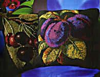 Kaffe Fassett cushions - all his designs have amazing color Knitting Patterns Free, Free Pattern, Quilting 101, Handmade Cushions, Needlepoint Designs, Landscape Quilts, Knitting Books, Quilt Making, Handicraft