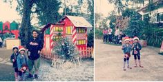 Our Baguio Escapades (Christmas Village at Baguio Country Club)