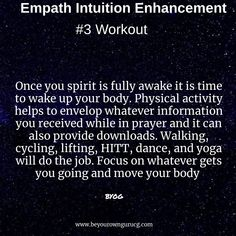 Fundamental ways empaths can increase their innate psychic abilities Spiritual Enlightenment, Spiritual Growth, Spiritual Awakening, Empath Traits, Intuitive Empath, Empath Abilities, Psychic Abilities, Psychic Development, Infj Personality