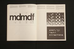 Typography (Emil Ruder, 1967) | designers books
