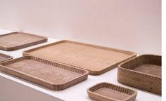 Shinichi Moriguchi Hand-Made Wooden Trays