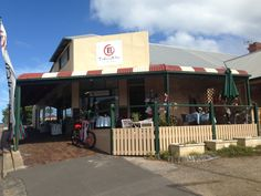Shopping on the Fleurieu - another great store The House of Elliot on The Strand in Port Elliot