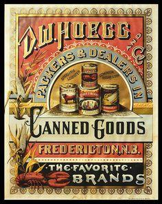 Vintage Labels D. Hoegg and Company Vintage Packaging, Vintage Labels, Vintage Ephemera, Vintage Cards, Vintage Paper, Vintage Signs, Old Poster, Poster Art, Vintage Prints