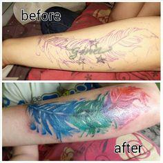 Touch Up Tattoo - Done By : Wil&Malhotra@Wildan_Malhotra Tattoo#PaguyubanTattooBandung