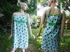 30% OFF 70's Dress/ 70s Sundress / Vintage by gottagovintage1