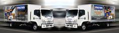 Penetron | Rotulación de camión