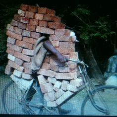 Rebuilding Haiti...brick by brick.   From Doctors on Mission.  Love this!