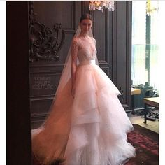 Gorgeous Monique Lhuiller wedding gown #eliesaab#ralphlauren#tiffany#outfit#prada#shoes#dior#fashion#guess#gucci#hermes#hautecouture#handbag#jewelry#jimmychoo#luxury#louboutin#louisvuitton#michaelkors#marcjacobs#makeup#nails#burberry#bvlgari#versace#valentino#vogue#chanel#cartier#couture