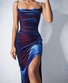 SOLD Vintage Iridescent Velvet Full Length Dress (Size S) Please click the link in the bio to shop! Pretty Prom Dresses, Ball Dresses, Elegant Dresses, Cute Dresses, Beautiful Dresses, Evening Dresses, Long Dresses, Casual Dresses, Simple Dresses