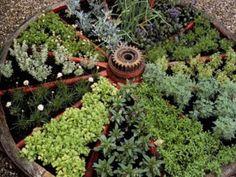 Herbal garden tower   Herb Garden Ten Commandments @ West Martello Tower   Key West ...w