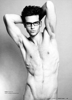 Male torsos