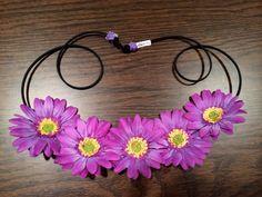 Flowerhalo, Flowercrown, Flowerheadband, flowerchild, flowerchildren, hair, accessories, fashion, coachella, festival, bridal, daisycrown