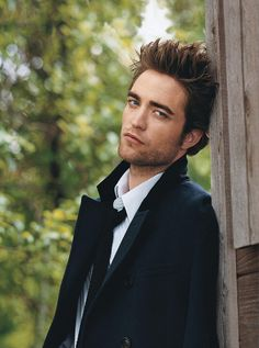 robert pattinson... oh lord