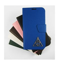 Samsung galaxy S 3 / 9300 Leather Harry Potter Deathly by Shopcase, $18.99
