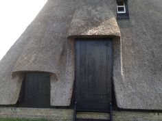 Thatched Mill Roof