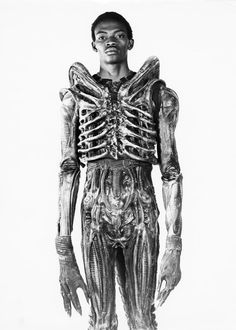 Bolaji Badejo is the 7 foot, Nigerian actor who played the Alien in Ridley Scott's 1979 film, Alien.