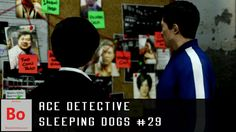 Ace Detective - Sleeping Dogs #29  There's some missing girls who happen to be in the country illegally. But Donald Trump won't have his way I'll save these girls. You can always bet on black and Detective Wei Shin Subscribe for more. Like favorite comment for faster uploads. Share with friends to help grow the channel and increase the quality for you guys. If you can't view the embedded video check the image below