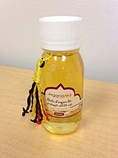 GlobeIn: Organic Cosmetic Argan Oil  from Morocco (60 ml) #globein