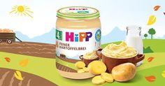Packaging Design für HiPP Beikost by SYNDICATE DESIGN AG