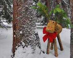 Myndaniðurstaða fyrir Log Reindeer