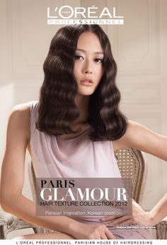 L'Oreal Professionnel Paris Glamour 2012 campaign photographed by Todd Anthony Tyler