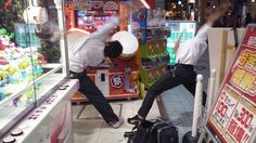Master drummers are lurking in Japanese game centers