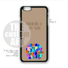 Adventure is out there - For iPhone 6 - NOTE for iPhone 6 Plus | TheCustomArt - Accessories on ArtFire