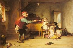 Alexander Hohenlohe Burr, Games With Grandfather