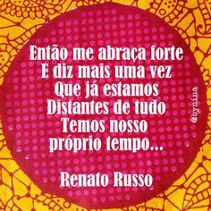 #legiaourbana #tempoperdido