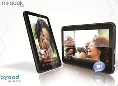 Byond launch it's new tablet as Byond Mi7 Mi in the Indian market.
