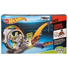 Hot Wheels - Super Pista Turbine Twister