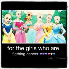 For all the girls fighting cancer.