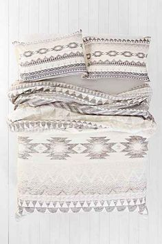 YES! This needs to be in my life  Iveta Abolina for DENY Milky Way Duvet Cover - Urban Outfitters