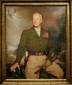 General George S Patton