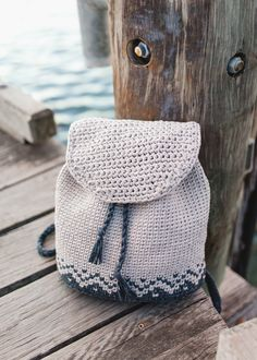 Crochet Handbags Florence Backpack Free Crochet Pattern by Hopeful Honey Mochila Crochet, Bag Crochet, Crochet Shell Stitch, Crochet Gratis, Crochet Handbags, Crochet Purses, Crochet Clutch, Crochet Diaper Bag, Crochet Stitches