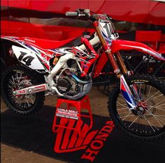Cole Seely 450