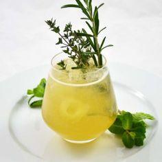 Gastbeitrag von irre kochen: Gin mit Kräutern und Birne - Colors of Food