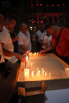 Brisbane remembers World AIDS Day 2015
