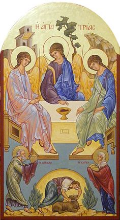 The Hospitality of Abraham - Holy Trinity