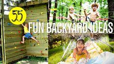 55 Backyard Fun for All