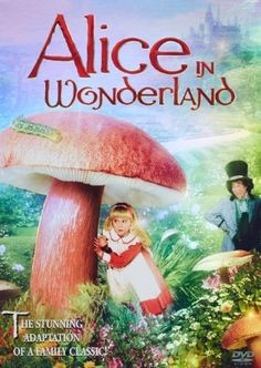 An extremely slow moving TV miniseries take on both Alice books.