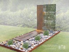 Cemetery Monuments, Cemetery Headstones, Tombstone Designs, Stone Edging, Cemetery Decorations, Funeral Arrangements, Concrete Texture, Yard Design, Casket
