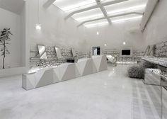 314 Architecture Studio designs Greek optometrist's store to look like a gallery | Dezeen