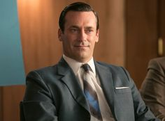 Jon Hamm from 2016 SAG Awards: Notable Nominees  Outstanding Performance by a Male Actor in a Drama Series, Mad Men