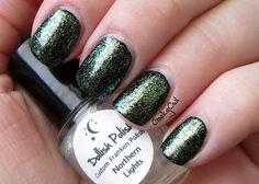 Dollish Polish - Northern Lights (Fire In The Night Sky Collection)
