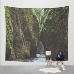 Buy Oneonta Gorge Wall Tapestry by Kevin Russ. Worldwide shipping available at Society6.com. Just one of millions of high quality products available.