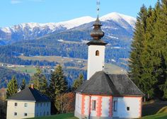 Treffen am Ossiachersee-Buchholz, Kirche Hl. Lambert (Villach-Land) Kärnten AUT
