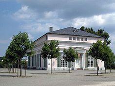Ballhaus im Bergpark Wilhelmshöhe