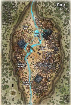 pathfinder canyon city map Google Search in 2020 Fantasy city map Fantasy map Fantasy world map